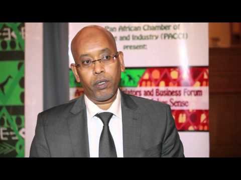 PACCI Interview with Mr. Youssouf Mussa Dawaleh, President of Chamber of Commerce of Djibouti