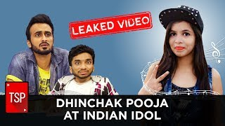 Video TSP's Bade Chote || Dhinchak Pooja Indian Idol Audition MP3, 3GP, MP4, WEBM, AVI, FLV Maret 2018