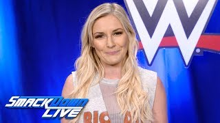 Ahead of SmackDown LIVE, Renee Young recaps the big announcement about Jason Jordan and Kurt Angle from Raw, and promises to get Jordan's former tag team par...