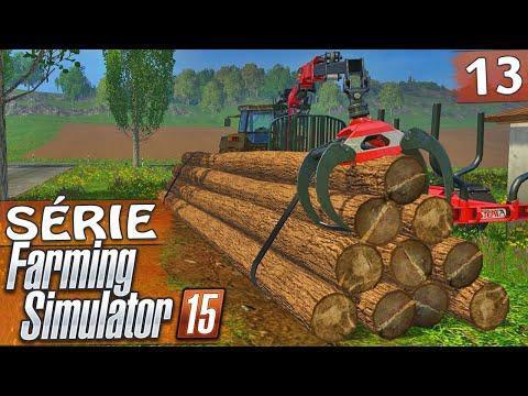Farming Simulator 2015 - Vendendo Árvores