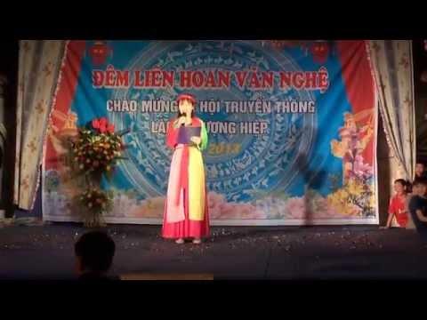 Liên hoan văn nghệ chào mừng lễ hội truyền thống Làng Thượng Hiệp năm 2013 (P4)