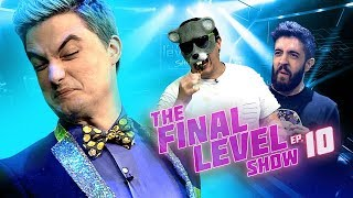 THE FINAL LEVEL SHOW EP.10 - RATO BORRACHUDO X PATIFE