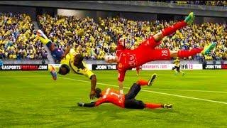FIFA 13 FAIL Compilation!