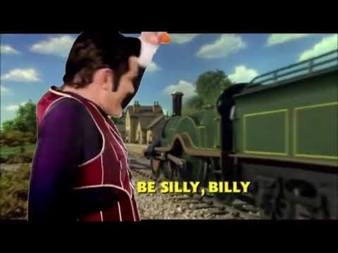 Don't let your kids watch Don't Be Silly, Billy!