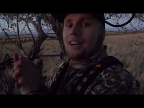 "BIG SOUTH DAKOTA WHITETAIL KILLED IN THE MIDDLE OF CRP FIELD! - ""A New Beginning "" - Episode 5"