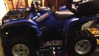 7. 2013 Yamaha Grizzly 700 eps review