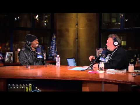 The Artie Lange Show - Charlie Murphy (Part #1) - In The Studio