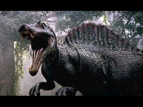 Not Gonna Get Us - Jurassic Park