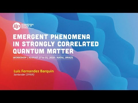Novel phenomena in Rare Earth intermetalics nanoparticles (...) - Luis Fernandez Barquin