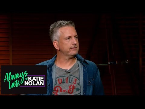 Bill Simmons defends his previous TV blunders   Always Late with Katie Nolan