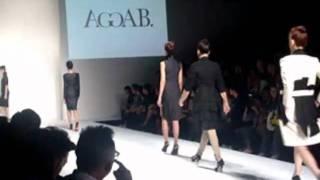 Bangkok Fashion Week 2010 Oct 22 Part 1