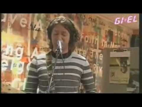 Bart Oostindie sings 123 @ 3fm