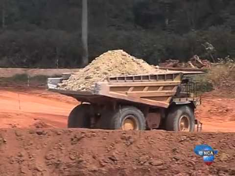 Government diamond mining company moves into coal