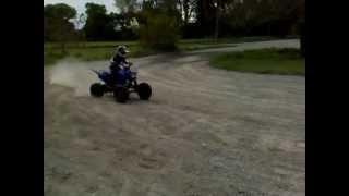 10. 2012 Yamaha 125 Raptor