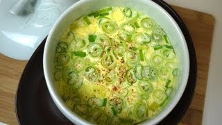 Steamed Egg Recipe - Korean Side Dish