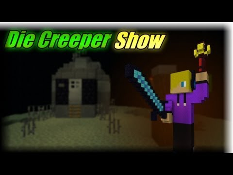 Rohschinken - In der 2. Ausgabe der Creeper Show spricht der Creeperkopf aktuelle Themen an, wie zum Beispiel die, von Dr. Warfare angefhrte, Separatistische Union oder d...