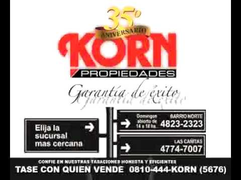 Video of KORN PROPIEDADES