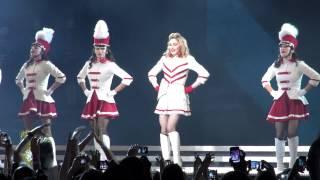 Video Madonna in Israel - Tel Aviv 2012 - HD -  מדונה בישראל MP3, 3GP, MP4, WEBM, AVI, FLV Juli 2018
