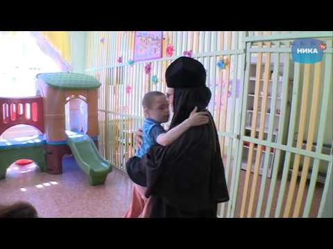2015г. В Полотняно-Заводском детском доме интернате