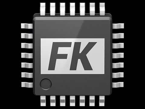 Franco kernel updater material design!