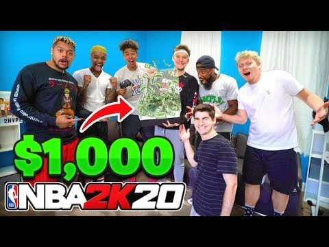 ULTIMATE $1000 2HYPE NBA 2K20 TOURNAMENT! ft. FlightReacts