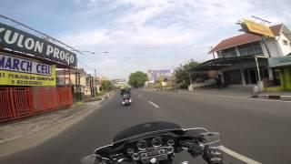 Cilacap Indonesia  city photo : HARLEY DAVIDSON TOURING TO CILACAP INDONESIA