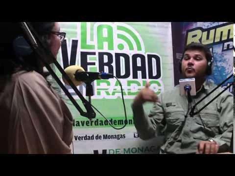 Entrevista a Ernesto luna en la verdad en radio