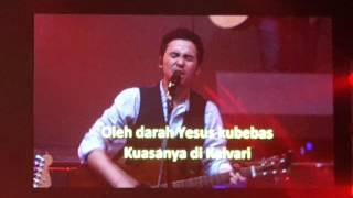 by the Blood / Oleh Darah NYA. by Symphony Worship Freedom - Live Perfomance at Balai Sarbini