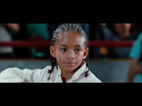 Karate Kid Music Video Lose Yourself In The Hall Of Fame