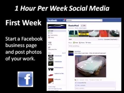Watch 'Social Media Marketing Plan: One Hour Per Week - 2012 Small Business Edition'