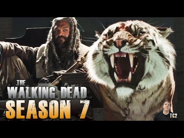 The Walking Dead Season 7 – Who is Ezekiel?