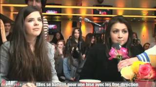 Fans Compete to win a KISS from One Direction