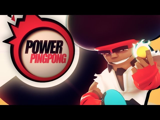 Power Ping Pong - Official HD gameplay trailer