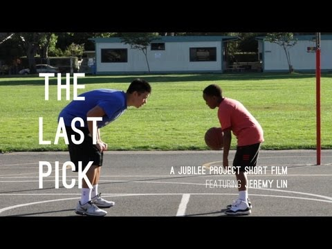 The Last Pick with Jeremy Lin x Jubilee Project