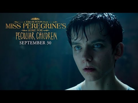 Miss Peregrine's Home for Peculiar Children (TV Spot 'Embrace Your Peculiar Side')