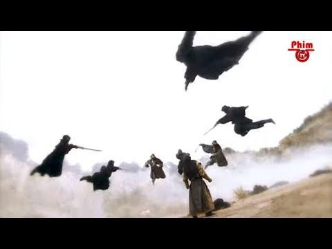 Trận chiến Nhạn Môn Quan và Thân thế của Kiều Phong | Thiên Long Bát Bộ | Top Kiếm Hiệp - Thời lượng: 45 phút.