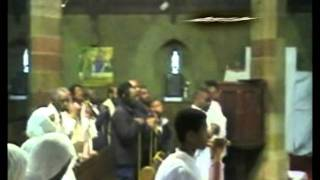 Newcastle Debre Tsige St.Urael Ethiopian Orthodox Tewahedo Church  5th Anniversary Part 1 Of 2
