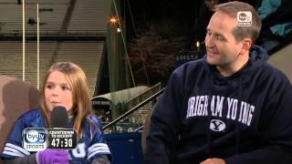 Sam Gordon 9-Year-Old Girl Football Player on BYUtv