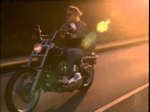 Crockett à moto