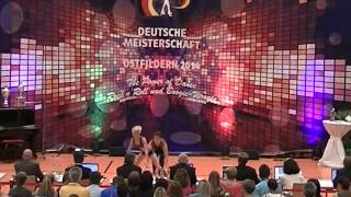 Lucy Wiedemaier & Oliver Kurzaj - Deutsche Meisterschaft 2014