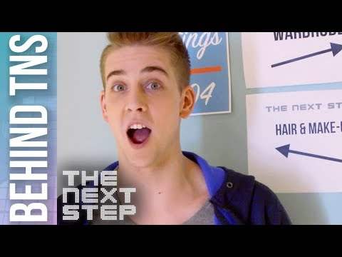 Behind The Scenes: Eldon The Choreographer - The Next Step Season 5