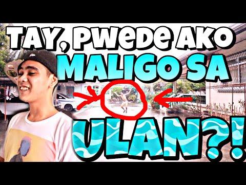 TAY PWEDE MALIGO ULAN?