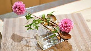 レンゲで花留めサムネイル