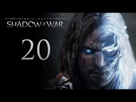 Middle-Earth: Shadow of War - прохождение игры на русском - Легендарный предатель [#20]