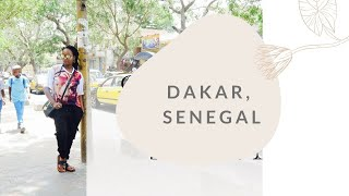 Dakar Senegal  city photos : TRAVEL VLOG - DAKAR, SENEGAL FOR LEFABY2016