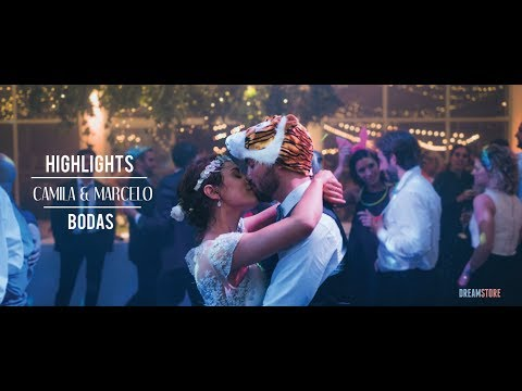 BODAS // HIGHLIGHTS // CAMILA Y MARCELO