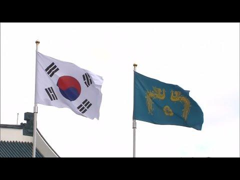 Präsident Südkoreas fordert Wachsamkeit gegen den Nor ...