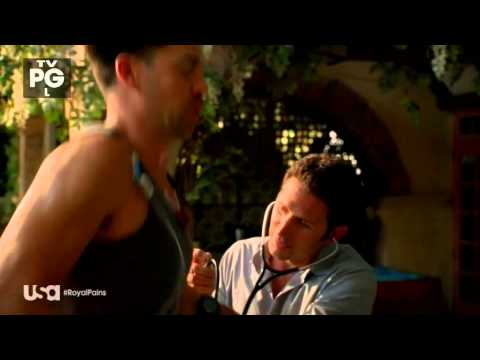 """Charles William - """"Starts"""" featured in Royal Pains"""