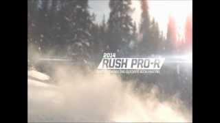 10. Polaris 2014 RUSH PRO R