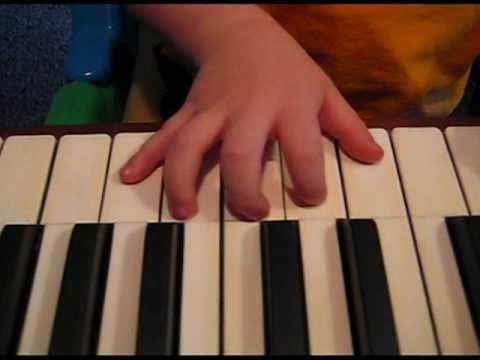 โน๊ตเปียโนเพลงหนูมาลี